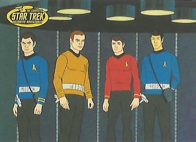 Star Trek Animated Adventures - Non-Sport Update Promo Card P2