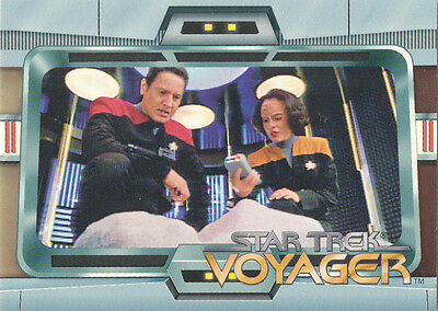 Star Trek Voyager Series 2 - Promo Card P1