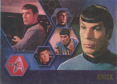 Star Trek 35th Anniversary - HoloFEX Promo Card P2