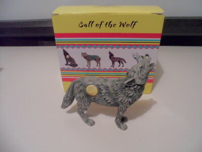 Westland Call Of The Wolf Figurine #14157 Full Moon