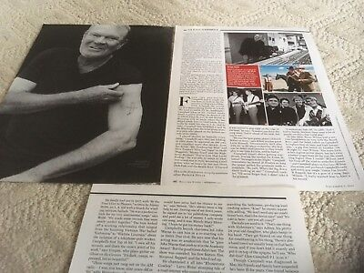 RARE GLEN CAMPBELL Magazine Article Clipping