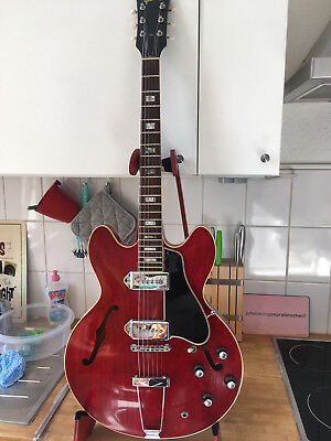Gibson ES 330 TDC 1967 Cherry Red Vintage