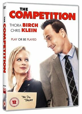 The Competition DVD New 2018 Region 2 Thora Birch