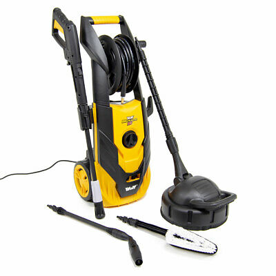 Electric Pressure Washer 140BAR Water Power Jet Sprayer High Power