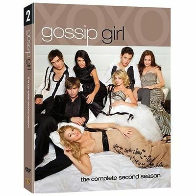 😀 Gossip Girl - The Complete Second Season (DVD, 2009, 7-Disc Set) 😀