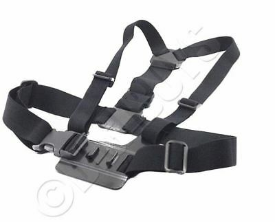 Chest Strap Adjustable Harness Mount  for GoPro HD Hero HD Hero 1 2 3 3+ 4