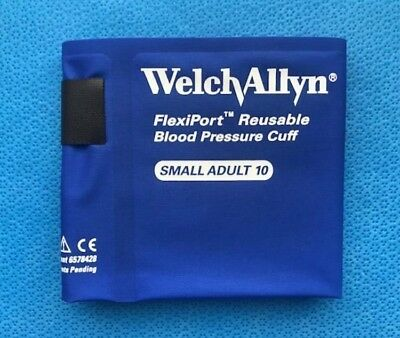 Welch Allyn Reusable BP Cuff Small Adult Size 10 Blood Pressure # REUSE-10