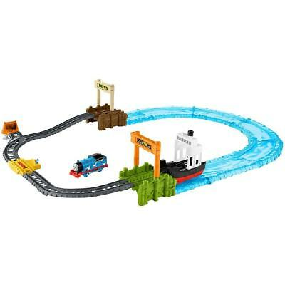 Fisher-Price - Thomas & Friends Trackmaster, Boat & Sea Set
