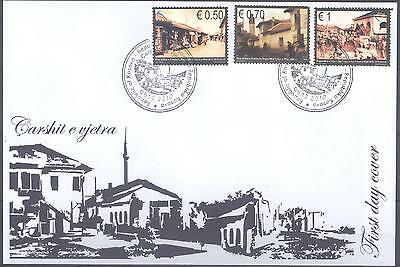 Kosovo 2010 Fdc Historical Photographs Of Basare Very Fine