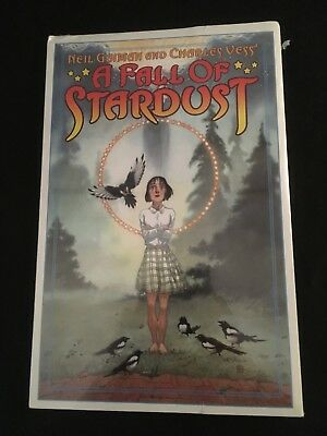 A FALL OF STARDUST PORTFOLIO Sealed, Neil Gaiman, Charles Vess
