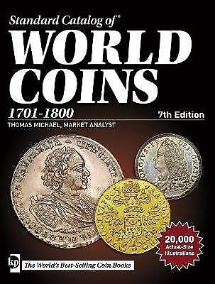Standard Catalog of World Coins, 1701-1800, 7th edition,