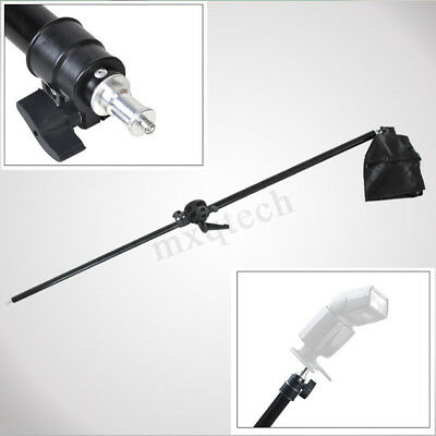 Photograph Studio Overhead Boom Arm Light Photo Stand Grip For Softbox Light