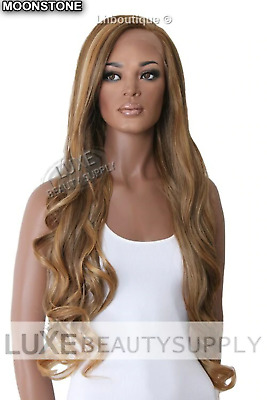 Aplus Ozone Synthetic Lace Front Wig 014