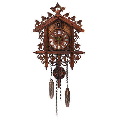 Cuckoo Clock Europea House Wall Clock Large Modern Art Vintage Home Decoration