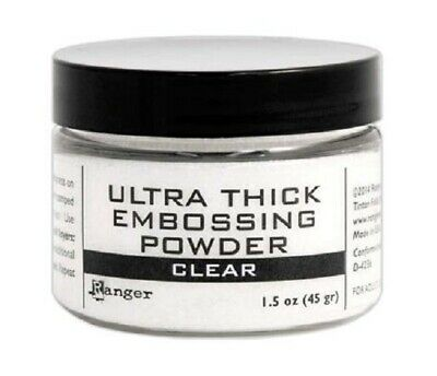 Ranger Ultra Thick Embossing Enamel 45gms Clear