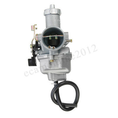30mm Carburetor PZ30 Carb 200cc 250cc Cable Choke For Honda ATV Taotao SunL JCL