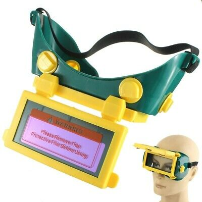 Solar Auto Darkening Welding Mask Helmet Eyes Goggle Welder  Pro Glasses Arc Dmd