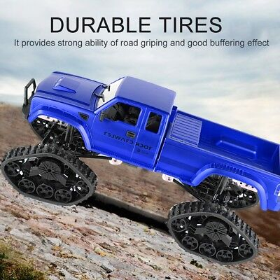 RC Car 4WD 2.4GHz Radio Control High Speed Monster Truck Buggy Off-Road Toy Gift