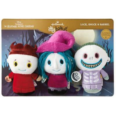 Nightmare Before Christmas - Lock, Shock and Barrel US Limited Edition KDD1619