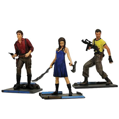 Vintage Firefly Serenity PVC Figure set of 3 from Dark Horse- Packaged NEW MIB