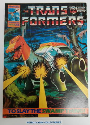 Marvel UK - The Transformers - Comic - No. 48 - 15th Feb. 1986