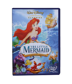 The Little Mermaid (DVD ' Disney 2 Disc Special Edition)