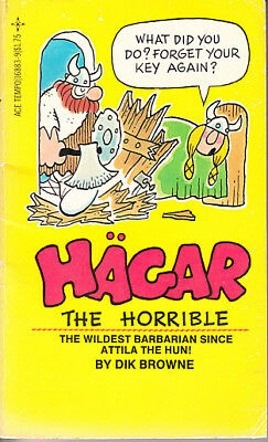 Hägar the Horrible #1    - Dik Browne