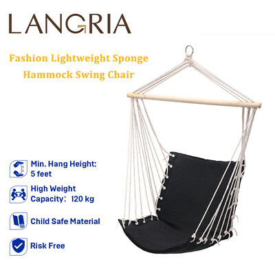 Garden Carts Knowledgeable Hammock Hanging Rope Chair Swing Chair Seat With 2 Pillows For Garden Use Indoor Outdoor Tool Travel Camping Hammock Swing Bed Home & Garden