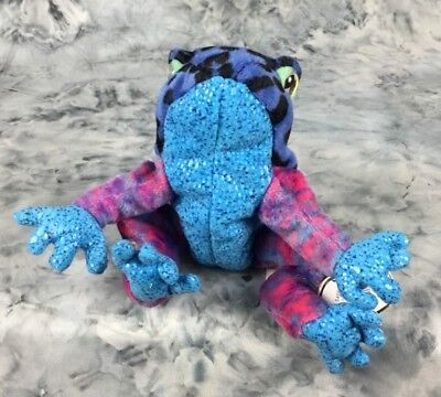 TY BEANIE BABY - DART the Frog (8 inch) - MWMTs Stuffed Animal Toy ... b26d4c055e3