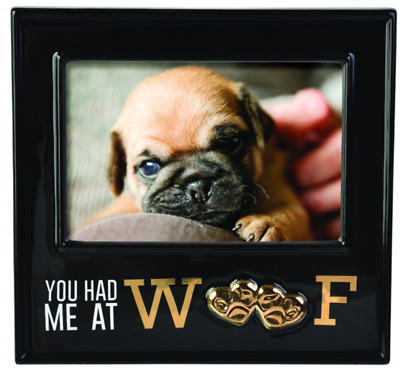 Pet Picture Frame Woof Dog Photo Frame Or Meow For Cats Family