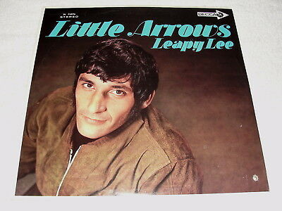"Leapy Lee ""Little Arrows"" 1968 Pop LP, SEALED/ MINT!, Original Decca Press"