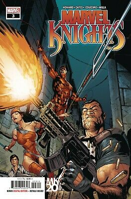 Marvel Knights 20Th #3 (Of 6) (05/12/2018)