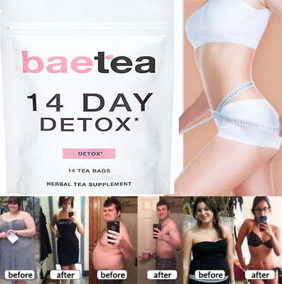 Organic Weight Loss tea Detox tea Slimming Flat Belly Natural for Man and Women