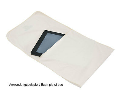 Optical Microfibre Cleaning Cloth / Bag f tablet eyepiece iPhone camera, TSMFBAG