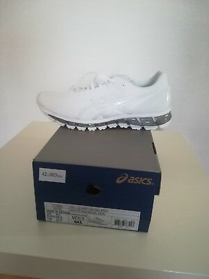 Asics gel quantum 360 Knit Running Blanche Chaussure Homme