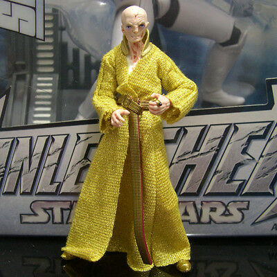 "STAR WARS the vintage collection SNOKE Supreme Leader 3.75"" the last jedi VC121"