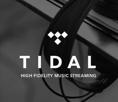 NEW Tidal HIFI Music Family Plan Account 6 Users 1 Month FAST DELIVERY + SUPPORT