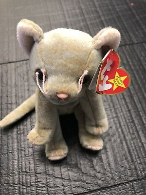 46ed7fc952b TY BEANIE BABIES - Scat the Cat