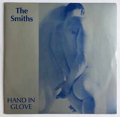 """THE SMITHS -Hand In Glove- Later press UK 7""""with London Address & 4 Prong Centre"""