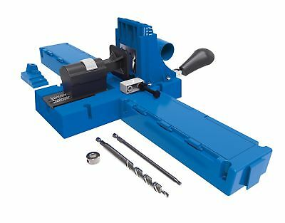 Kreg Jig® K5 Pocket-Hole Jig  Woodwork Joint Clamping Carpentry Tool Set K5