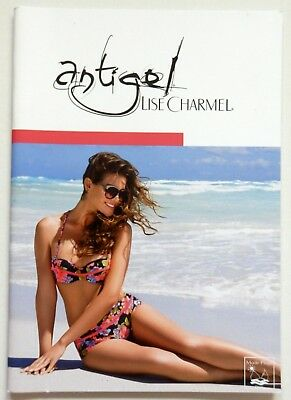 Lise Charmel Antigel Beachwear Katalog Summer 2012 Lookbook Bikini Woman Sexy