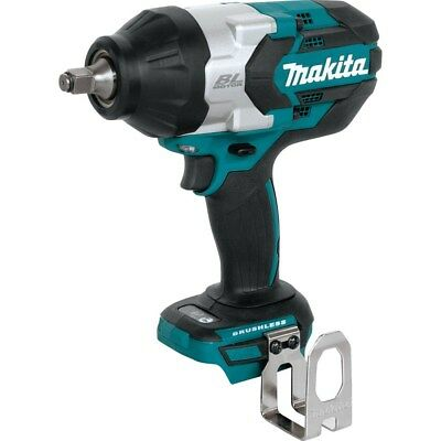 """Makita XWT08Z 18V LXT Li-Ion Brushless 1/2"""" Drive Impact Wrench (Tool Only)"""