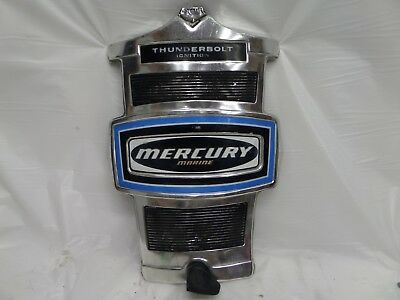 1973 Mercury 1150 115Hp Front Cowl Cover 2113-2663A18 Motor Outboard Boat