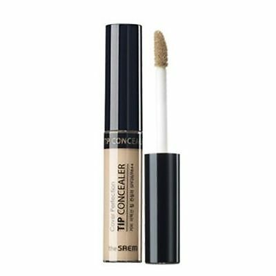 [the SAEM] Cover Perfection Tip Concealer 6.8g, Beige Only ES!