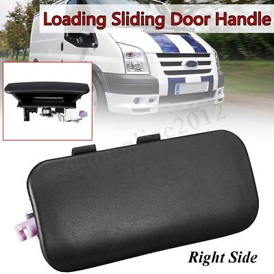Right Exterior Sliding Door Handle Connect For FORD TRANSIT MK6 MK7 2000-2014