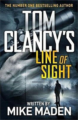 Tom Clancy's Line of Sight | Mike Maden |  9780718189297