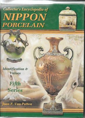 NIPPON PORCEALIN PRICE GUIDE by JOAN F VAN PATTEN