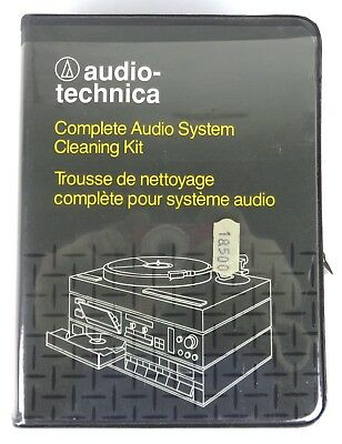audio technics complete audio sistema limpieza kit