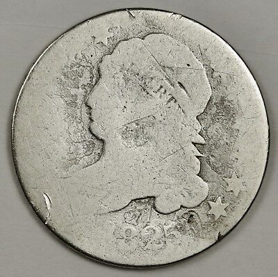 1825 Bust Dime.  Circulated.  129528