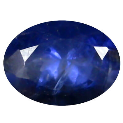 0.76 ct AAA Beautiful Oval Shape (7 x 5 mm) Iolite Natural Loose Gemstone